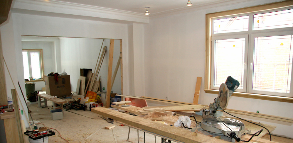 What You Should Know Before You Renovate Underwriters