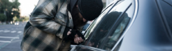 Top Stolen Vehicles in Southern BC